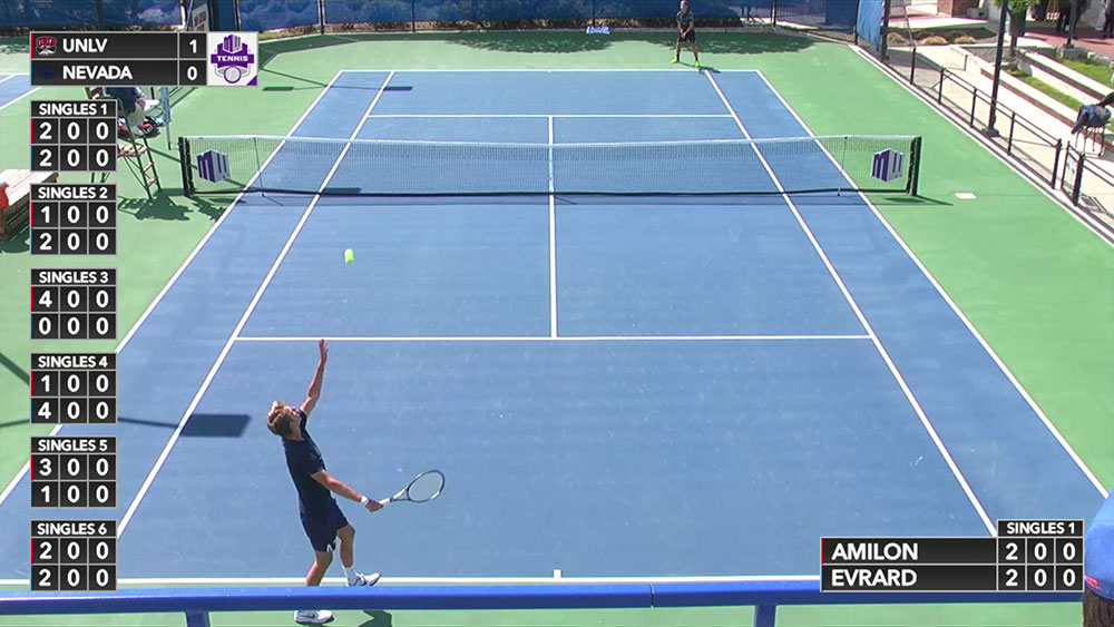 Live Streaming – Tennis-Ticker
